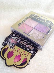 カラフルアイシャドウ(ピンク)商品パッケージ