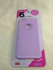 ダイソーiPhone6ケース