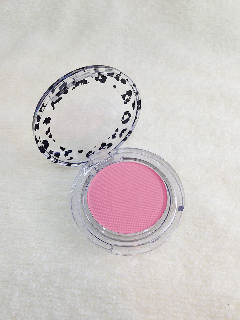 MPアニマルチーク2(ピンク)の写真つきレビュー