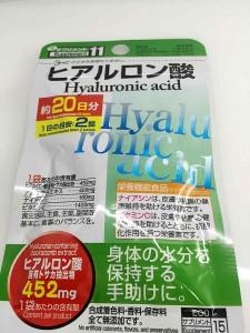 ダイソーサプリヒアルロン酸の効果