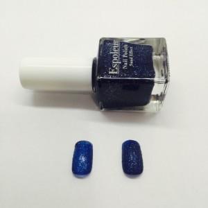 127番ブルーの発色