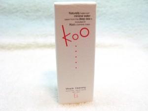 koo商品パッケージ