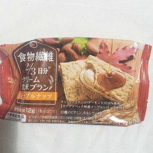 クリーム玄米ブランメープルナッツ味