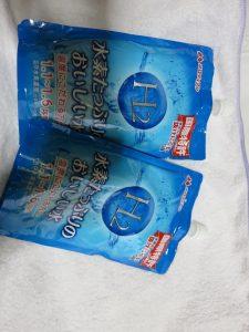 メロディアンの水素水効果