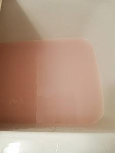 ピンクの色