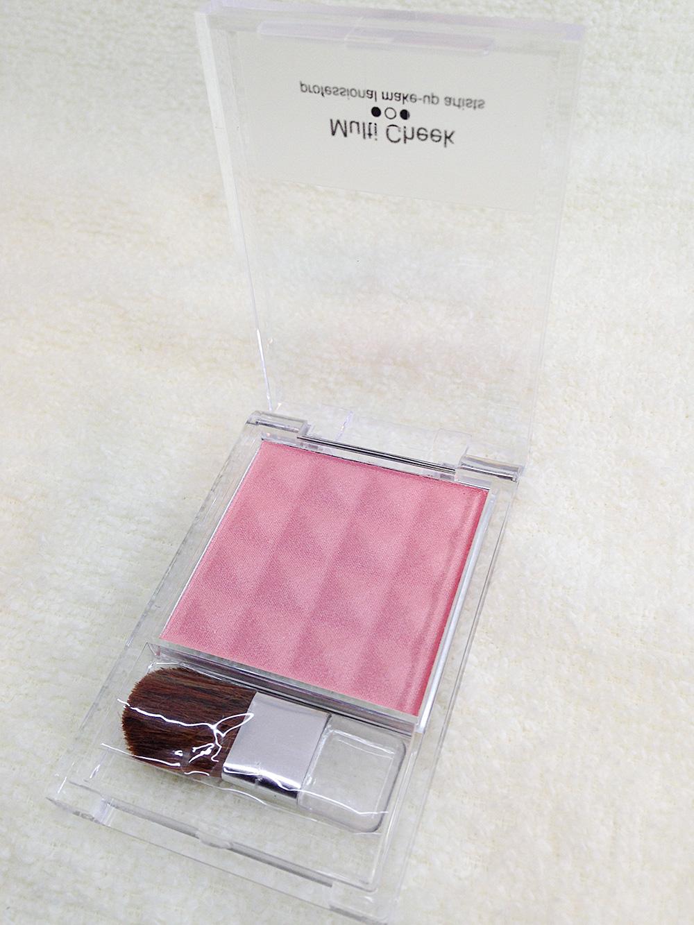 エルファーマルチチーク(ピンク)おすすめしないチーク100円